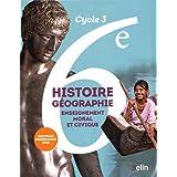 Histoire Géographie Emc 6e 2016 Petit Format Livre de l'Élève