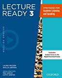 Lecture Ready Student Book 3, Second Edition