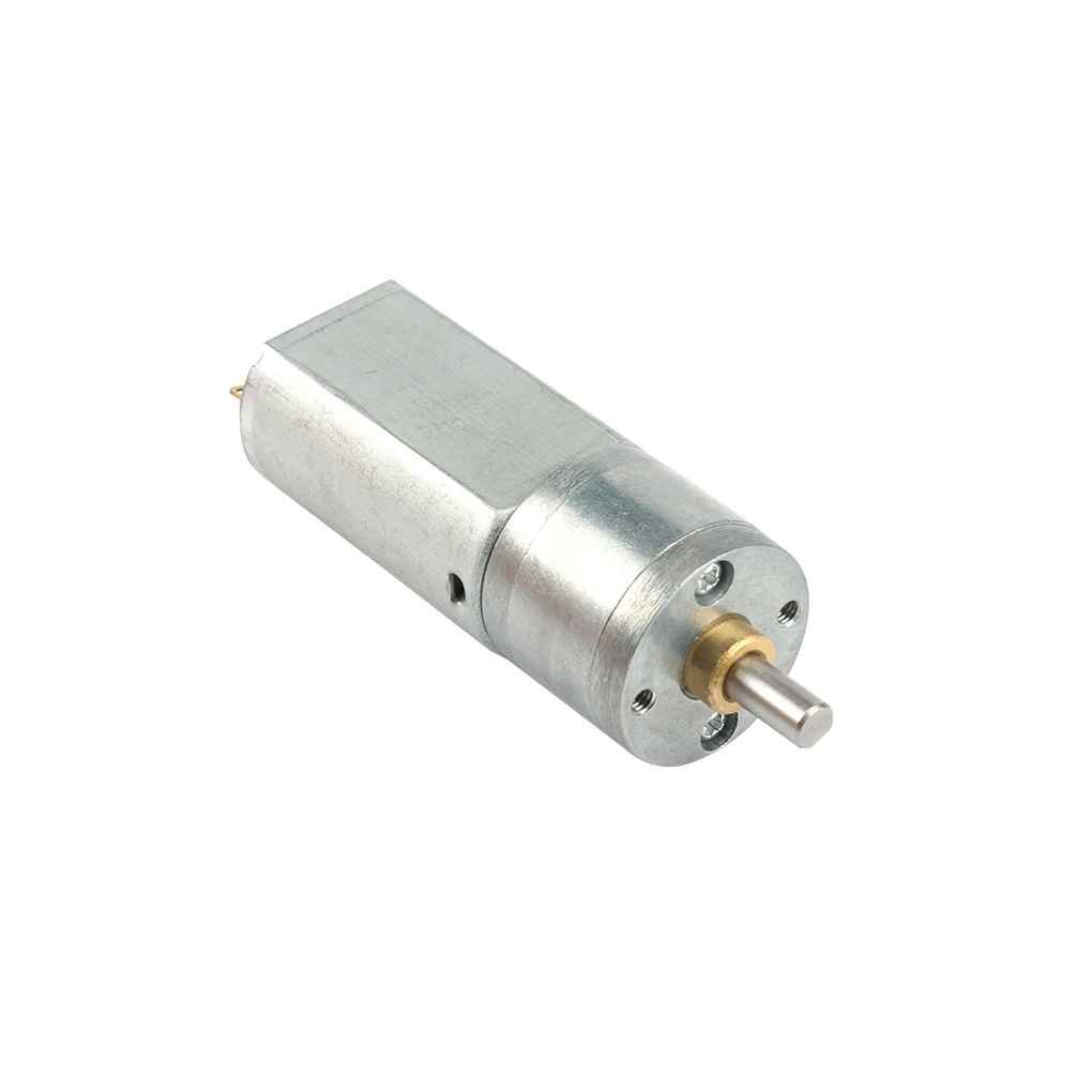 Minzhi 12V DC 20GA180 Setzungsgetriebe Motor f¨ ¹ r Haar-Divider Massage alle Metall Elektro-Getriebe-Motor