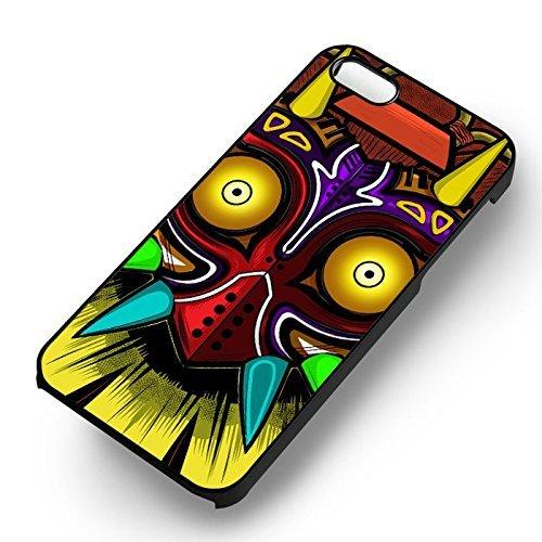 Chic Mask Art 1 pour Coque Iphone 7 Case (Noir Boîtier en plastique dur) W7J4DS