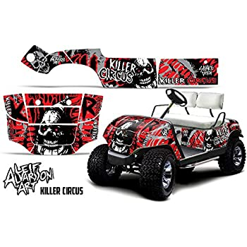 Amazon.com: Wholesale Decals Club Car Golf Cart 1983-2014 Full ... on power tool decals, bus decals, side by side decals, golf wall decals, golf graphics and decals, car decals, go kart decals, commercial decals, camper decals, chrysler decals, crane decals, heavy equipment decals, beach chair wall decals, chevy valve cover decals, ezgo decals, wheel decals, zero turn mower decals, 3 wheeler decals, golfer decals, gm goodwrench decals,