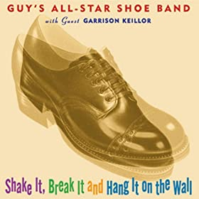 Guy S All Star Shoe Band