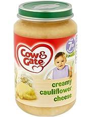Cow & Gate - Baby Food 7 Months Onwards - Creamy Cauliflower Cheese - 200g