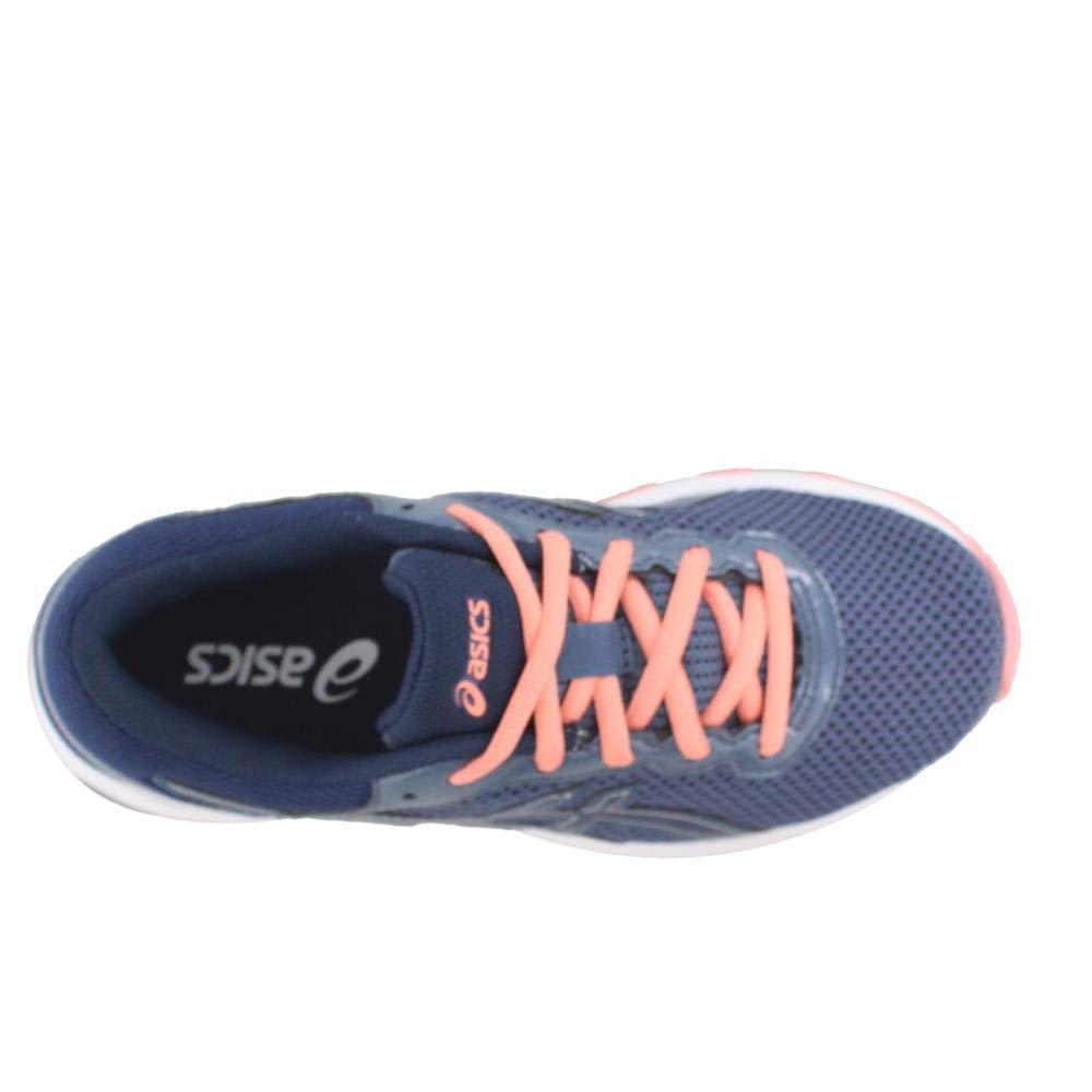ASICS GT-1000 6 GS Kid's Running Shoe. Smoke Blue/Indigo Blue/Begonia Pink, 7 M US Big Kid by ASICS (Image #6)