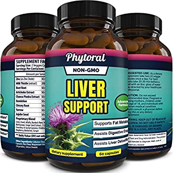 Amazon.com: Optimal Liver Care Liver Cleanse Pills That