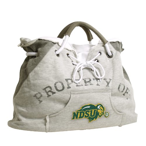 NCAA North Dakota State Bison Hoodie Tote Bag
