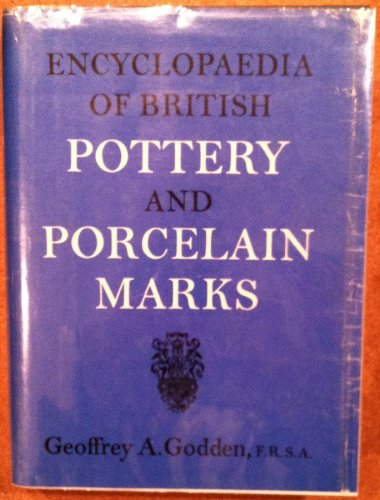 Encyclopaedia of British Pottery and Porcelain Marks Germany Porcelain Mark