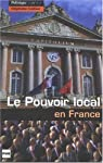 Le pouvoir local en France par Cadiou