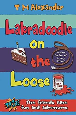 book cover of Labradoodle on the Loose
