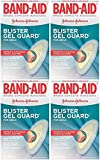 Band-Aid Advanced Protection Blister Adhesive Bandages, 6 Count (Pack of 4)