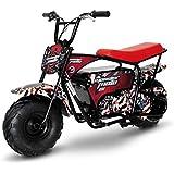 Monster Moto MM-E1000-AF Electric Mini Bike