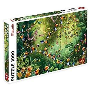 Piatnik 5491 Tucano Nella Giungla Puzzle