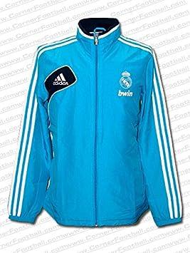 adidas - Real Madrid Chandal PRESENTACION 13 Hombre Color: Celeste ...