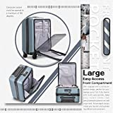 COOLIFE Luggage Suitcase Piece Set Carry On