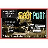 Beat Poet: Magnetic Poetry Kit