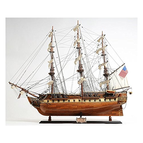 Uss Constitution Museum (Old Modern Handicrafts Exclusive Edition USS Constitution Collectible)