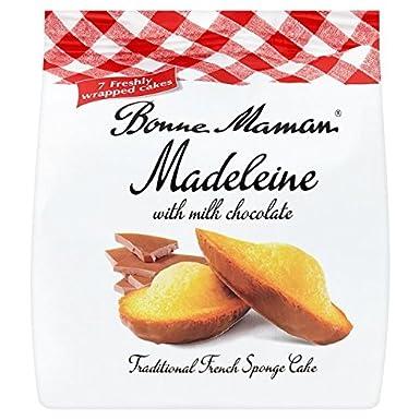 Bonne Maman magdalenas de chocolate 210g: Amazon.es: Alimentación y bebidas