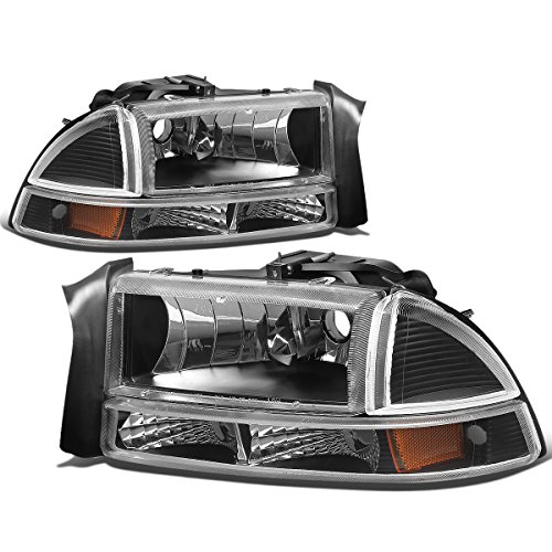2001 dodge dakota headlights - 3