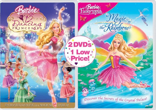 Barbie in the 12 Dancing Princesses/Barbie Fairytopia: Magic of the Rainbow