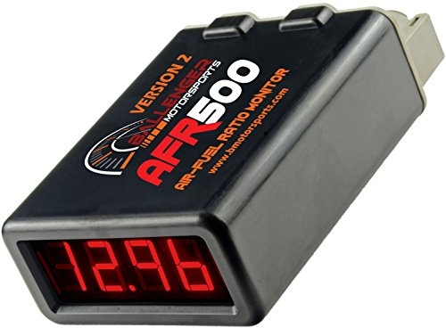 Ballenger Motorsports AFR500v2 - Air Fuel Ratio Monitor Kit with Production Grade NTK Sensor