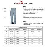 BALEAFMen'sSki Pants Windproof