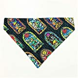 Legend of Zelda Young Link Stained Glass Pet No-Tie Bandana