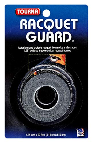- TOURNA Racquet Guard Tape Wide (1.25-inches)