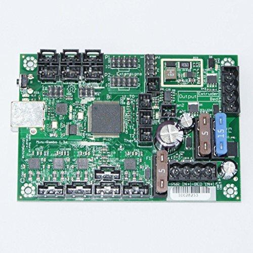 3DMakerWorld UltiMachine Mini-RAMBo All-in-One 3D Printer Motherboard