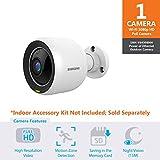 Samsung SNH-V6430BN SmartCam Full HD PoE Outdoor Camera