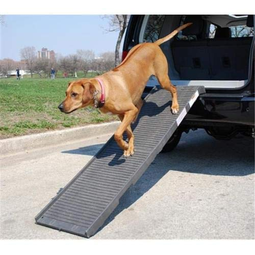 Original PetSTEP folding pet ramp - Gray