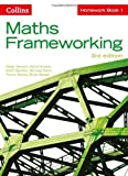 Maths Frameworking - Homework, Peter Derych and Kevin Evans, 0007537638
