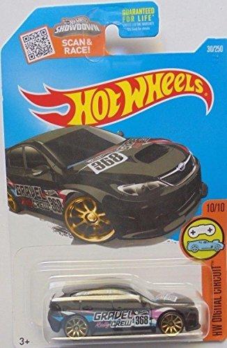 Circuit Hot Wheels - 6