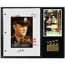 "THE GREEN MILE LTD EDITION REPRODUCTION MOVIE SCRIPT CINEMA DISPLAY ""C3"""