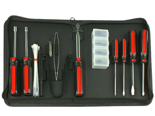 Rosewill Tool Kit RTK-015 Computer Tool Kits for Network & PC Repair Kits