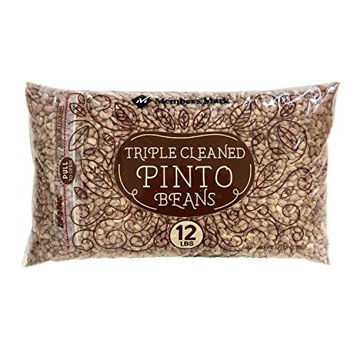 Member's Mark Pinto Beans (12 lbs.) (pack of 6) by Member's Mark
