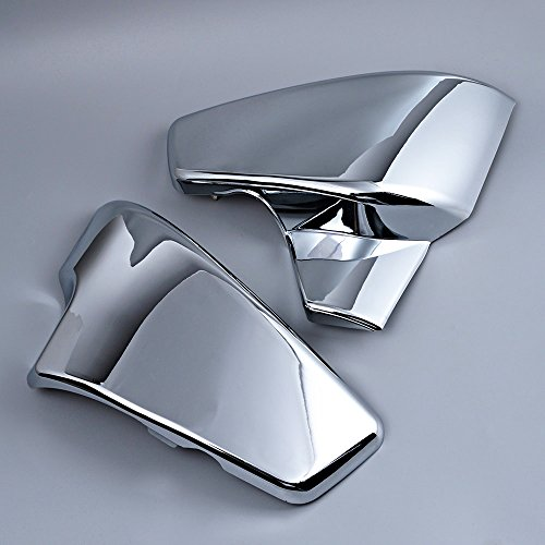 - Chrome Battery Side Cover For Honda Shadow VLX 600 1999-2008 VT 600 C CD Deluxe 1999-2007