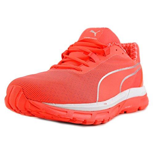 Puma Women's Faas 300 S V2 PWRWARM Fiery Coral Ankle-High Fashion Sneaker - 7.5M