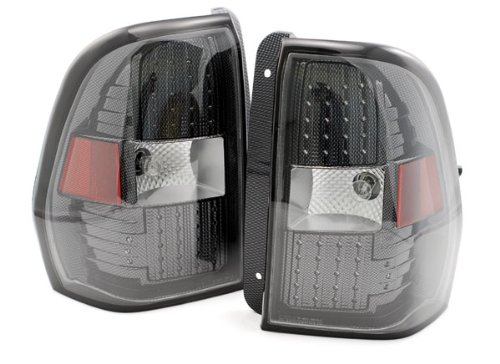 Carbon Depo Fiber (Depo M35-1901P-AS3 Carbon Fiber LED Tail Light Assembly)