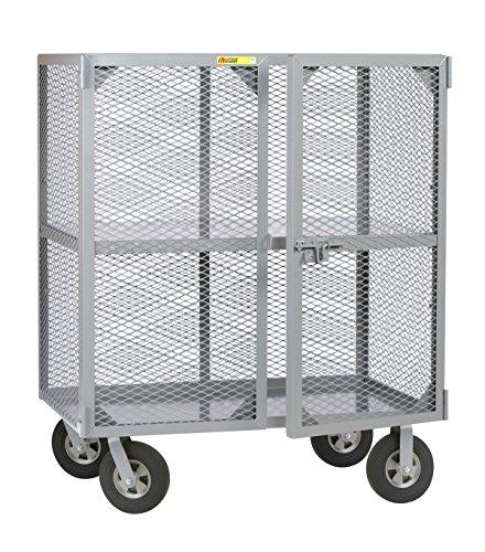 """Little Giant SC-3048-10SR Job Site Security Box, 30"""" x 48..."""