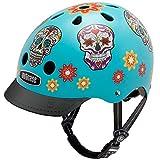 Nutcase - Patterned Street Bike Helmet for Adults, Spirits in The Sky, Medium
