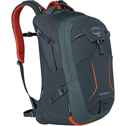 Osprey Packs Pandion Daypack, Armor Grey, One Size [並行輸入品] B07DW2GGYK