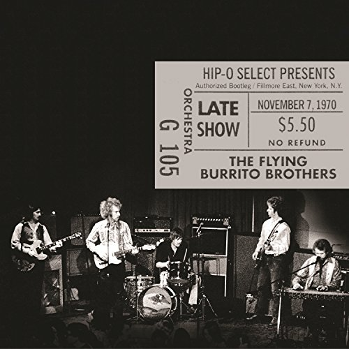Christine's Tune (A/K/A Devil In Disguise) (Live At The Fillmore East) (The Flying Burrito Brothers Devil In Disguise)