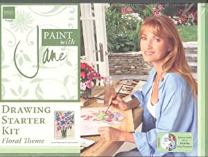 Paint with Jane Seymore Drawing Starter Kit