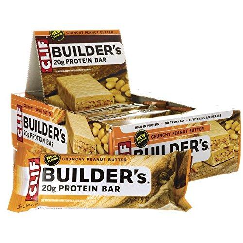 Clif Builder Pnut Bttr Crnchy