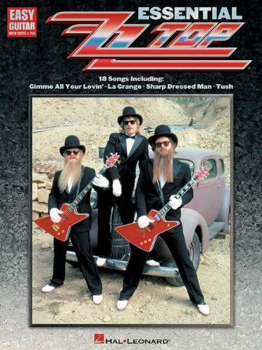 zz top songbook - 9