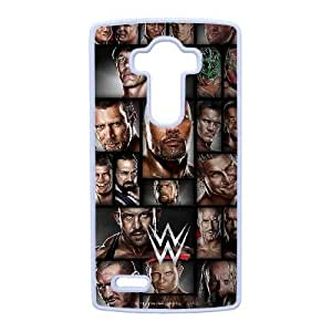 LG G4 Cell Phone Case White WWE DY7684672