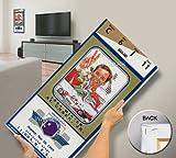 That's My Ticket 1995 Indianapolis 500 Mega Ticket Wall Decor, Jacques Villeneuve