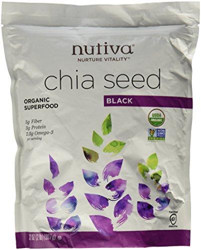 Nutiva Organic Chia Seeds Pack