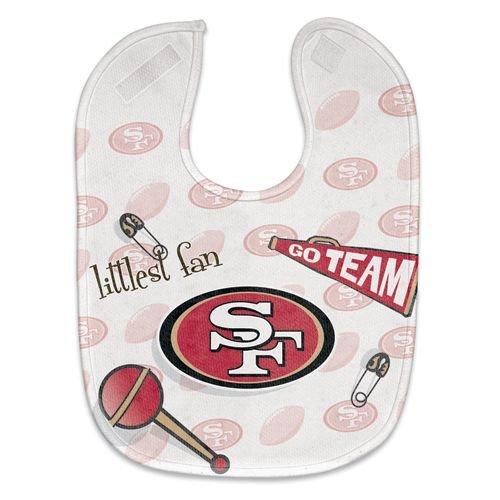 即納!最大半額! NFL B00BSIEKA4 Baby NFL Bibs San Baby Francisco 49ers B00BSIEKA4, 漆器のしもむら:2f15c790 --- trainersnit-com.access.secure-ssl-servers.info