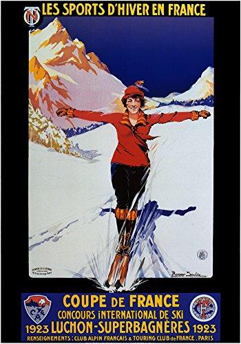 les-sports-dhiver-en-france-art-print-art-poster-print-by-roger-soubie-28x40